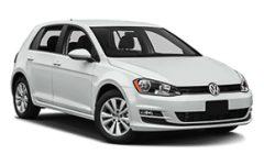 Volkswagen Golf or similar